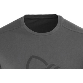 Norrøna M's /29 Cotton Logo T-Shirt Caviar